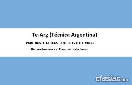 Reparación de porteros eléctricos 4672-5729 en caballito -service-instalaciones-