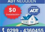 Alarmas ADT en Neuquén  Tel: 0299-4360455