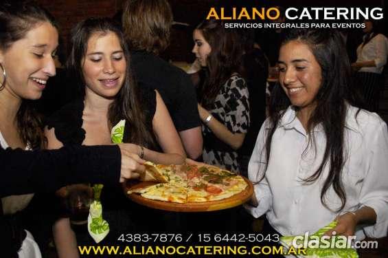 Pizza party a domicilio fiestas de 15 casamientos bodas pilar 1564425043