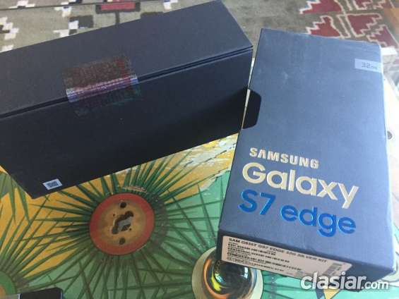 Venta:samsung galaxy s7 y s7 edge ,iphone 7,7 plus 256gb