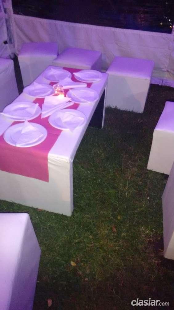 Fotos de Pizza party . alquiler de livings, gazebos - zona sur 5