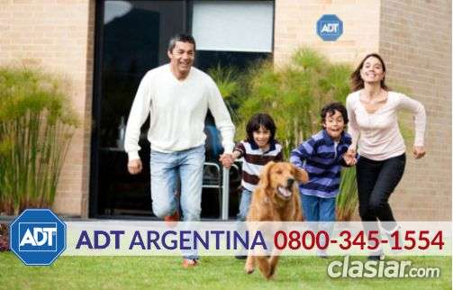 Teléfono adt alarmas 0800-345-1554 todo el país  0$ instalación