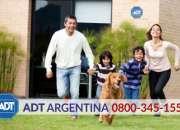 Teléfono ADT Alarmas 0800-345-1554 Todo el País  0$ Instalación | Agente Oficial