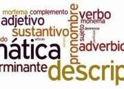 profesor particular de sintaxis analisis sintactico