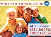 Alarmas para casas ADT  0381-4080708 - Instalación Gratis !!!