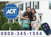 Central de Monitoreo ADT 0800-345-1554 - 0$ Instalación - Todo el País.
