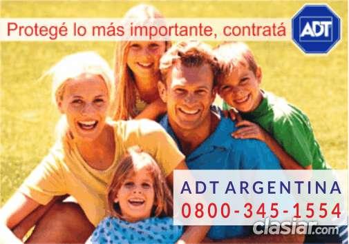 Alarmas para casas adt 0800-345-1554 0$ instalación