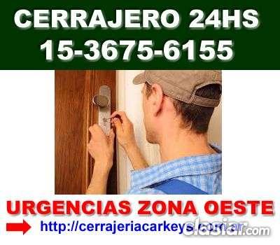 Cerrajeria automotor martin coronado llame 15-3675 6155