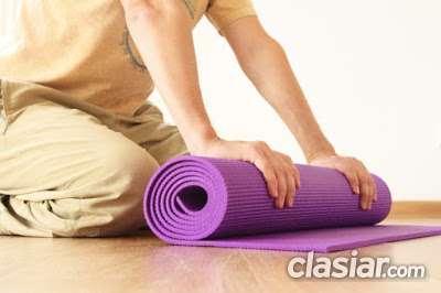Mis primeros pasos con yoga... (studio sat-darshanam)