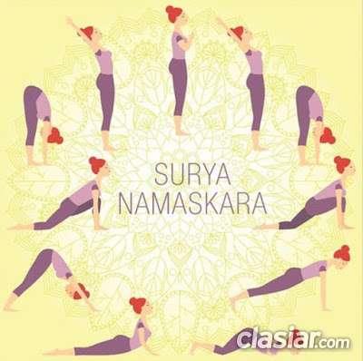Yoga para el otoño 2018 (studio sat-darshanam)
