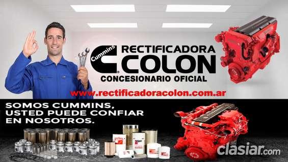 Rectificadora colon: mantenimiento y venta de motores para colectivos 4267-4443