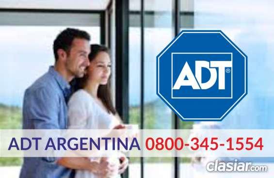 Alarma monitoreada 0223-4321255  - adt 0$ instalación !!!