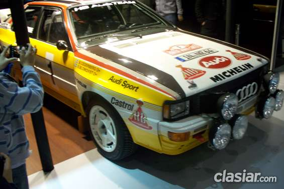 Audi quattro * world rally championship