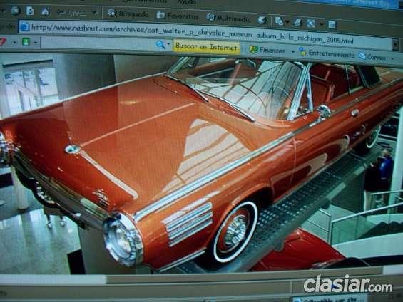 Chrysler turbine * 1963 *museo chrysler *