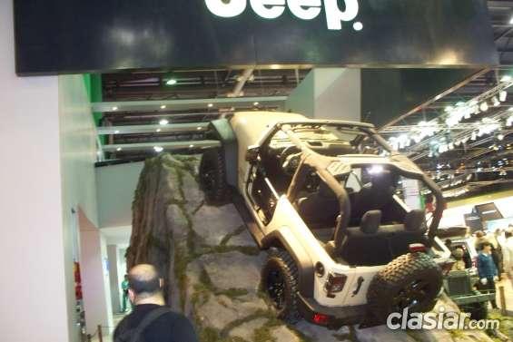 Jeep wrangler * stand chrysler / mopar