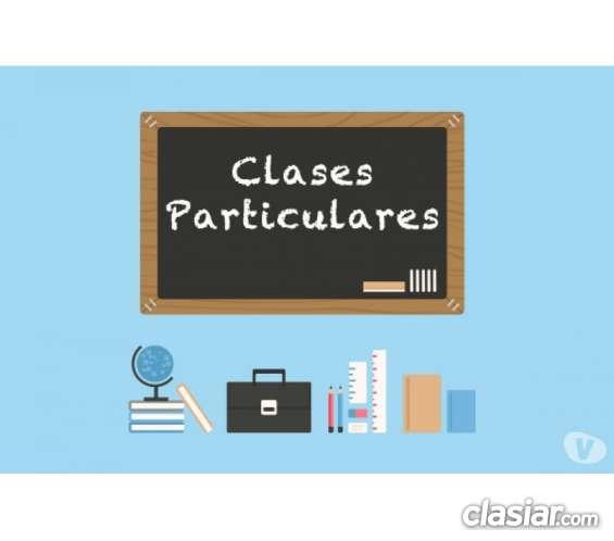 Sociedad y estado cbc profesor clases particulares