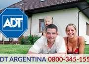 ADT Alarmas 0800-345-1554 / 0342-4171100 - Todo el Pais