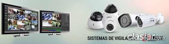 Sistemas de seguridad - cámaras