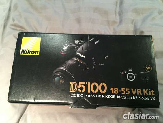 Nikon d5100 digital slr camera with af-s dx vr lens 18-55 mm(whatsapp: +18573023156)