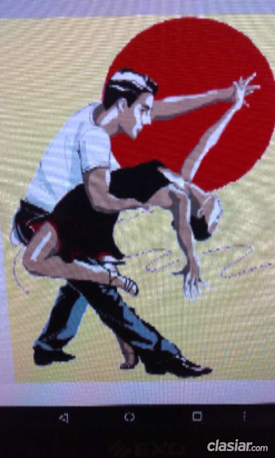 La terapia del baile (love salsa)