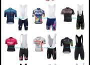 Camisetas de ciclismo