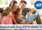 Adt Alarmas 0379-4640135