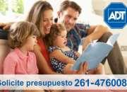 Promo Imperdible ADT 0$ Instalación Llámanos al 0261-4760081