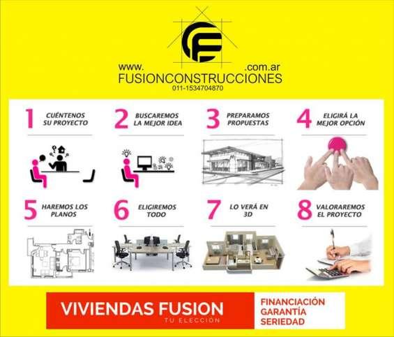 Fusion construcciones (011) 15-3470-4870