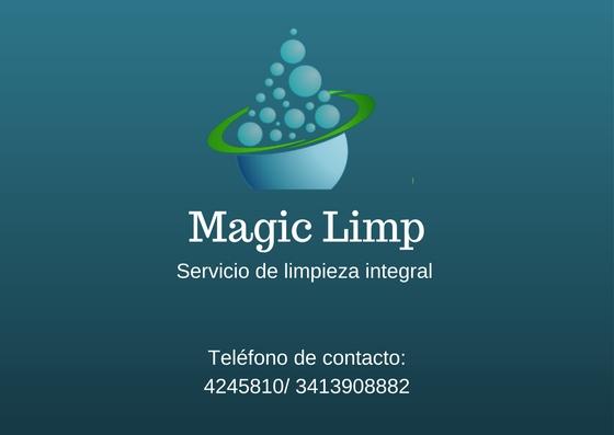Magiclimp servicio de limpieza