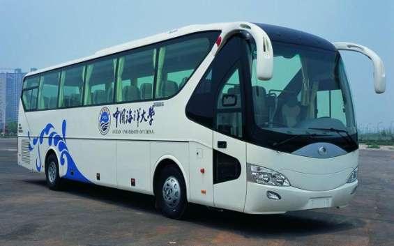 Alquiler de buses turisticos guayaquil