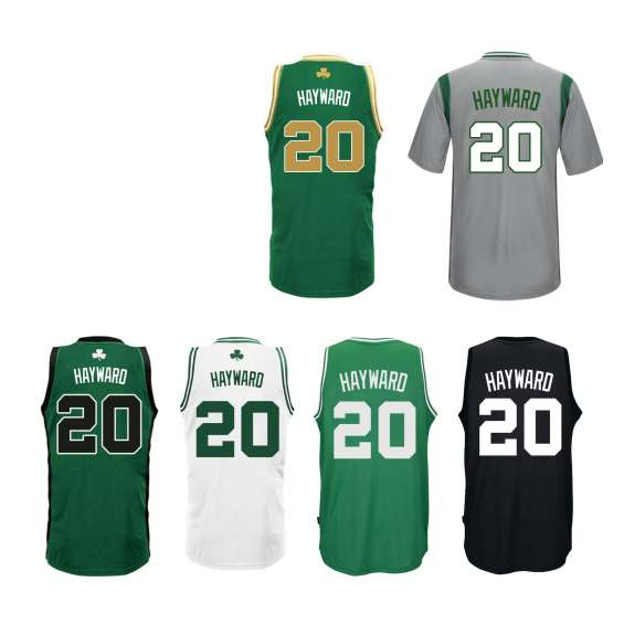 Camiseta celticss hayward 20 blanco