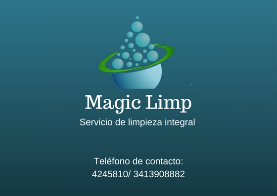 """Limpieza """"magiclimp"""""""
