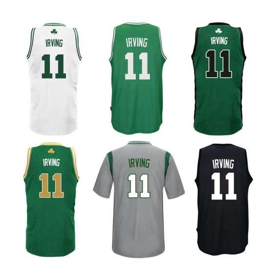 Nike camiseta boston celtics irving
