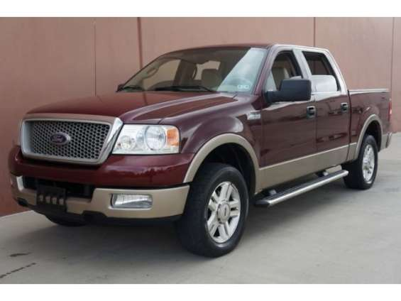2004 ford f-150 lariat 2wd