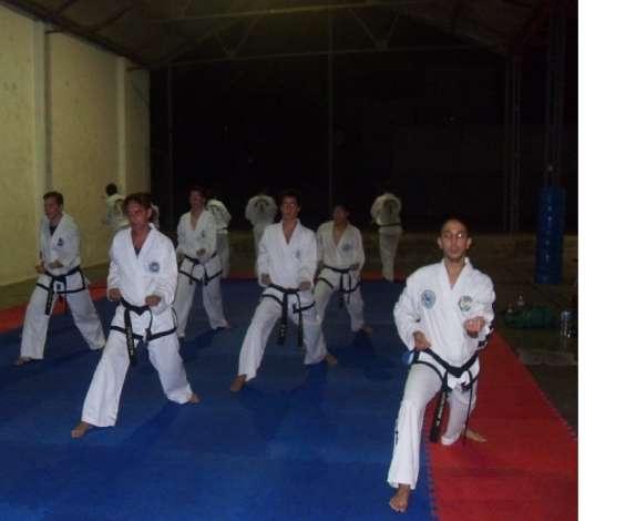 Taekwondo itf villa urquiza sede la cabriada