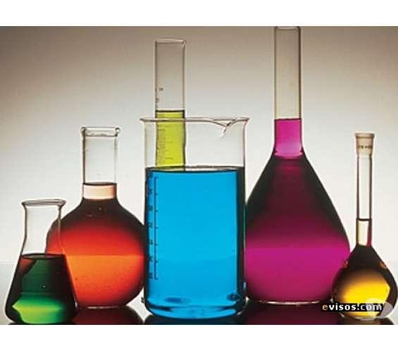 Clases de quimica fisica y matematicas