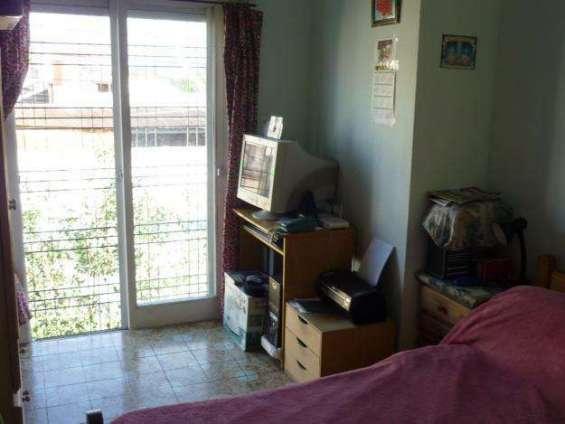 Vista de adentro del dormitorio