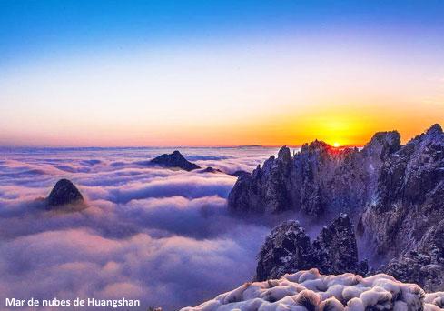 Montaña huangshan