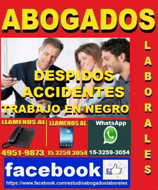 Asesoramiento legal de abogados en capital