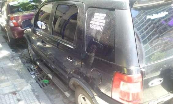 Ford ecosport 2007 nueva