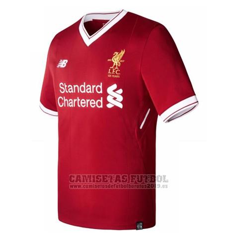Camiseta de futbol liverpool barata 2019