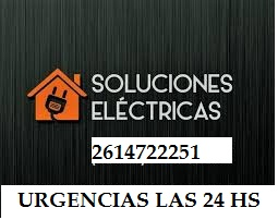 Electricista emergencias 24 hs