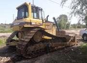 TOPADORA  bulldozer D6H 180 HP 18 TN TRANSM AUTOMATICA